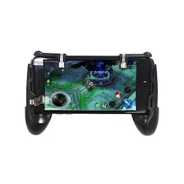 Mobile Game Trigger Controller Fire Button Aim Key Joystick with Gamepad 3 in 1