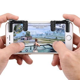 Mobile Phone Gaming Fire Button Trigger L1R1 Shooting Controller