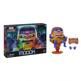 MODOK Action Figure - Marvel Legends Series - Hasbro Multi-Colored