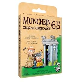Munchkin 6,5 Groźne Grobowce