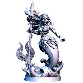 Neredia - Syrena, Figurka RPG