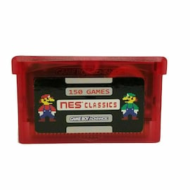 NES Classics 150 in 1 Games GBA Gameboy Advance SP Cart AUS SELLER FAST POST Gaming