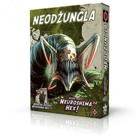 NEUROSHIMA HEX 3.0: NEODŻUNGLA