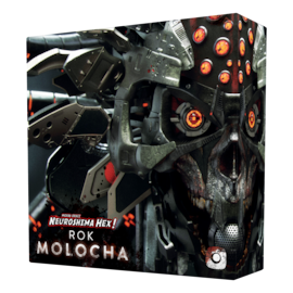 NEUROSHIMA HEX 3.0! ROK MOLOCHA