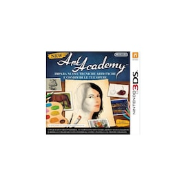 New Art Comedy 3DS Hard copy Brand new & Sealed Nintendo 3DS Gaming