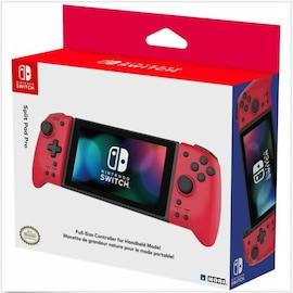Nintendo Switch Hori Split Pad Pro Controller - Volcanic Red Red