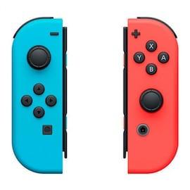 Nintendo Switch Joy-Con - Wireless Controller - Neon Blue / Neon Red
