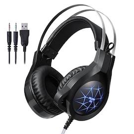 NUOXI N1 Stereo Gaming Headset Black