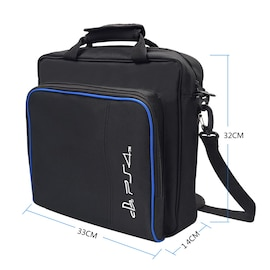 Original Handbag for PS4 Pro with Case Protector and Shoulder Carrying