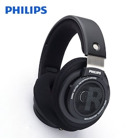 Original Philips SHP9500 High-quality Sound headset with Microphone Black