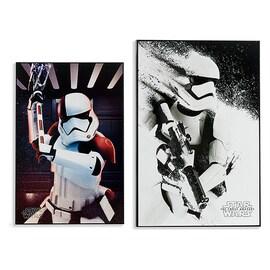 Painting Star Wars (3 X 91,5 X 61,5 Cm)