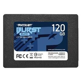 Patriot Burst Elite 2.5″ 120 Gb Sata Iii (6 Gb/s) 450Mb/s 320Ms/s