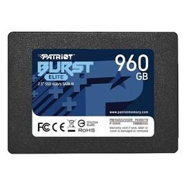 Patriot Burst Elite 2.5″ 960 Gb Sata Iii (6 Gb/s) 450Mb/s 350Ms/s