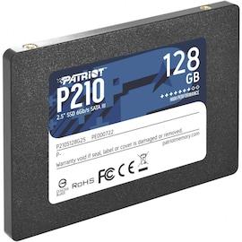 Patriot P210 2.5″ 128 Gb Sata Iii (6 Gb/s) 450Mb/s 430Ms/s