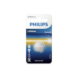 PHILIPS Bateria pastylkowa - LITOWA 3V 150MAH