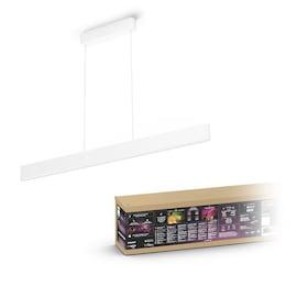 Philips Hue   Lampa wisząca LED Ensis biała 6000 lm, 39 W smart home