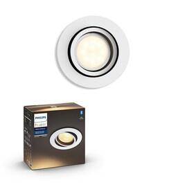Philips Hue Oczko wpuszczane Milliskin GU10 5W 2200–6500 Hue White Ambiance Bluetooth smart home