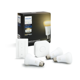 Philips Hue zestaw startowy 3xE27 White ambiance smart home