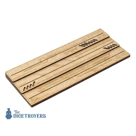 Pick and play card holder – Triple row Crate
