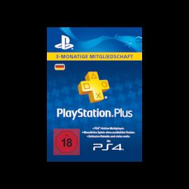 PlayStation Network Plus Card 90 Tage (DE) (PSN-Code)