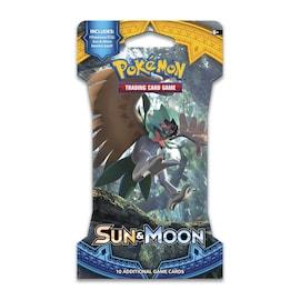 Pokemon TCG: Sun & Moon Booster