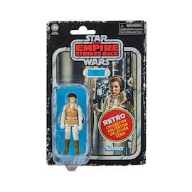 Princess Leia - Star Wars S3 Retro Figures Assortment - Hasbro White