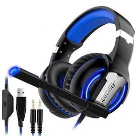 Pro Gaming Headset Blue