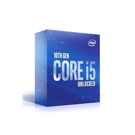 Processor Intel I5-10600K 4.1 Ghz 12 Mb Lga
