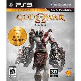 PS3 God Of War Saga English R1
