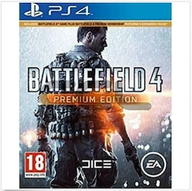 PS4 Battlefield 4 Premium Edition | Physical Copy |  (PS4)
