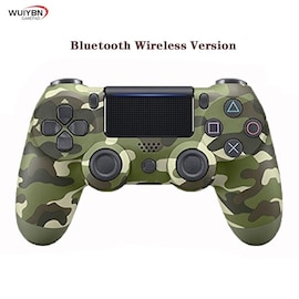 PS4 Controller Bluetooth Gamepad For DualShock 4 Wireless Controller FOR SONY PlayStation Pro/Slim/PC/Android/IOS/iPad Green Camo