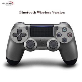 PS4 Controller Bluetooth Gamepad For DualShock 4 Wireless Controller FOR SONY PlayStation Pro/Slim/PC/Android/IOS/iPad Grey