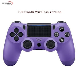 PS4 Controller Bluetooth Gamepad For DualShock 4 Wireless Controller FOR SONY PlayStation Pro/Slim/PC/Android/IOS/iPad Purple