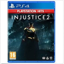 PS4 Injustice 2 - Playstation Hits | Physical Copy |  (PS4)
