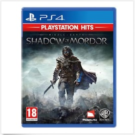 PS4 Middle Earth Shadow of Mordor - Playstation Hits | Physical Copy |  (PS4)