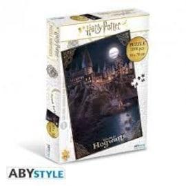 Puzzle Harry Potter Hogwarts (1000 elementów)
