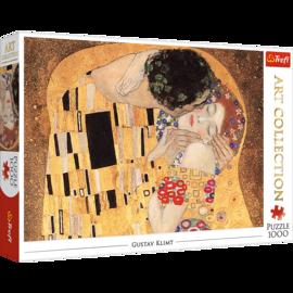 Puzzle - Pocałunek - 1000 el. Multi-Colored