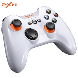 PXN - 9613 Wireless Bluetooth Game Controller Removable Handle Bracket Gamepad