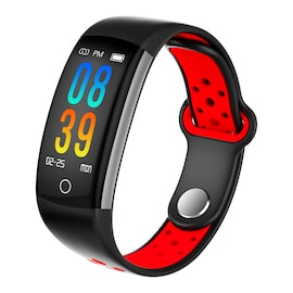 Q6 Bluetooth Fitness Tracker Red