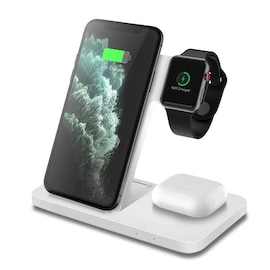 Qi Wireless Charger Stand Type B  White