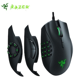 Razer NAGA TRINITY 5G Gaming Mouse 16,000 DPI RGB Optical Black