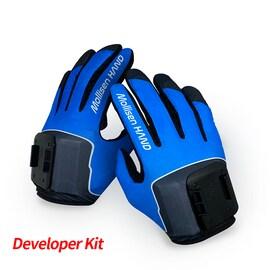 Rękawice do VR Mollisen + 2 uchwyty na kontrolery VR