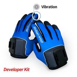 Rękawice haptyczne do VR Mollisen + 2 uchwyty na VR