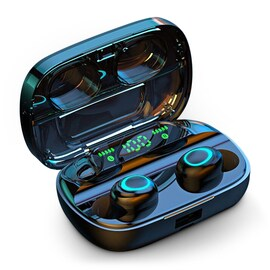 S11 – TWS Bluetooth 5.0 Wireless Earbuds Hands-free Headphones 10m Working Distance Hi-Fi Sound