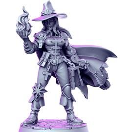 Salome - Łowca wampirów - Figurka RPG
