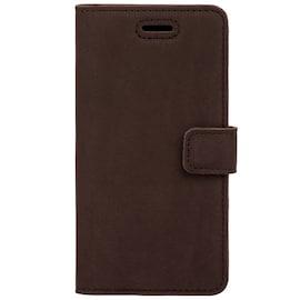Samsung Galaxy A40- Surazo® Phone Case Genuine Leather- Nubuck Brown