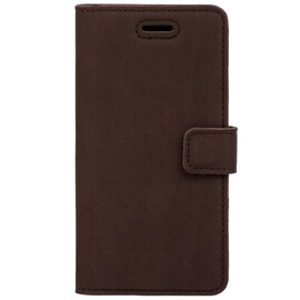 Samsung Galaxy A50- Surazo® Phone Case Genuine Leather- Nubuck Brown