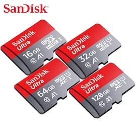 SanDisk Micro SD Card Class 10 up to 100MB/s