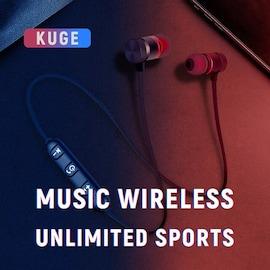 sans fil Bluetooth écouteur mains libres Gold