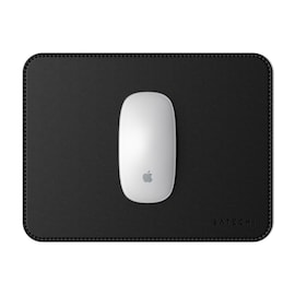 Satechi - Eco-Leather Mouse Pad - Black